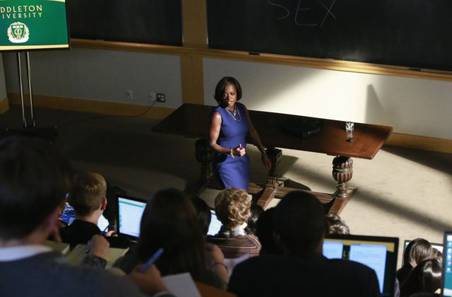 Critiques Séries : How to Get Away with Murder. Saison 2. Episode 1.