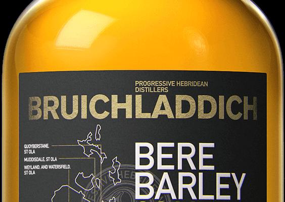 Bruichladdich Bere Barley 2011