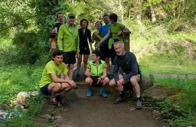 Le Trail de St-Julien... à la cool