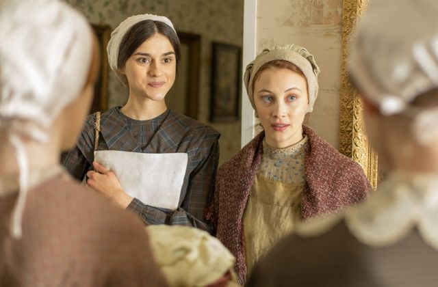 Critiques Séries : Alias Grace - Captive. Mini-series. Part 1.
