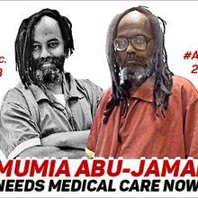 Dans le plus grand secret, Mumia a de nouveau été hostipalisé