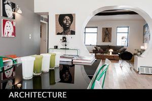 Reportages d'architecture intérieure et extérieure