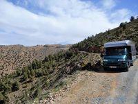 R104 Tafraoute-Tiznit (Maroc en camping-car)
