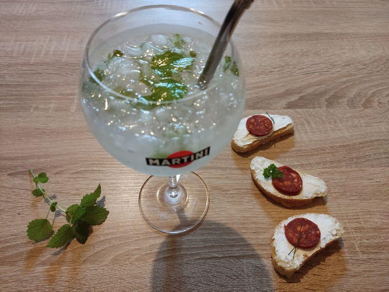 Test d'un vermouth italien pour l'apéro, le Martini Bianco