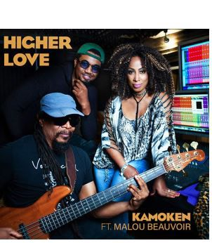 💿 KAMOKEN feat MALOU BEAUVOIR - Higher Love