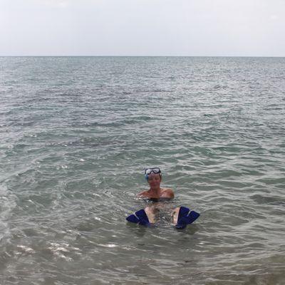 Journée relaxe sur Nui Beach
