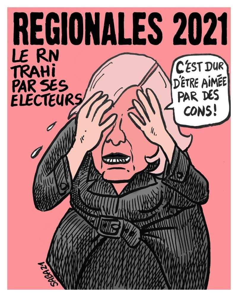 Régionales 2021 : le RN trahi par ses électeurs