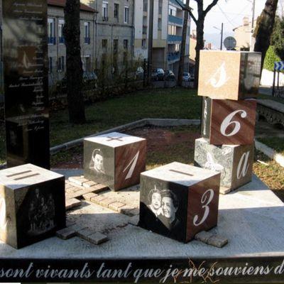 Les lieux de mémoire du génocide des Juifs et des Tsiganes
