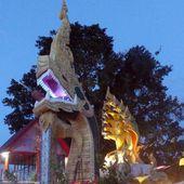 Phon Phisai (province de Nong Khai) - Noy et Gilbert en Thaïlande