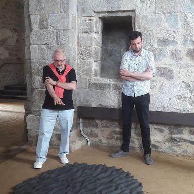 Les Sables d'Olonne (85), Musée de l'Abbaye Sainte-Croix, MASC, conférence-conversation à l'auditorium avec Thomas Tronel-Gauthier, ce jeudi 26 septembre à 18h...