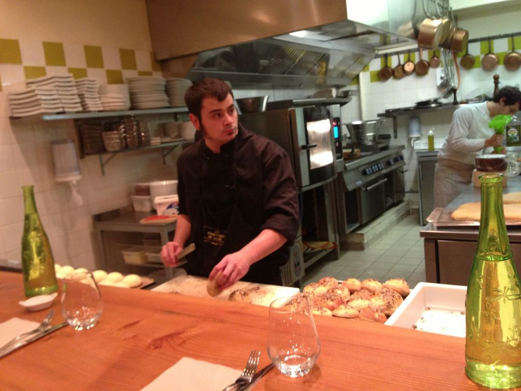 Retour sur le Gros Resto Food Reporter #13 à Paris: Au Comptoir de Brice