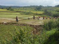 La Birmanie Le LAC INLE Eté 2018 4° partie :