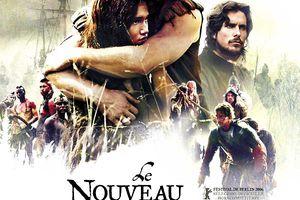 """Film/ """"Le Nouveau Monde"""" de Terrence Malick"""