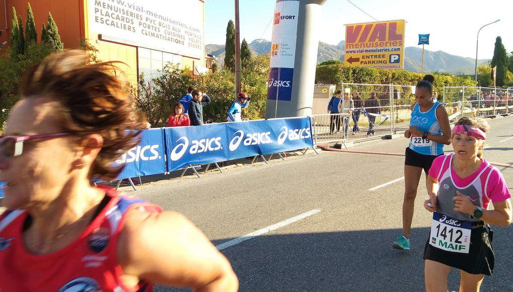 Championnat de France 10 km - Course Femmes