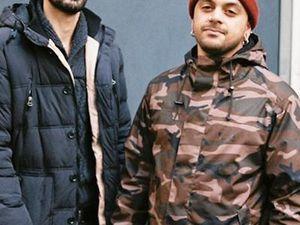behzad & amarou, une solide réputation de dj's avec leurs sets vifs et énergiques, ils sont résidents chez concrete