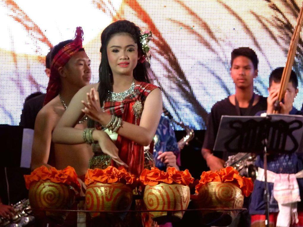 Udon Thani : La foire du Nouvel An