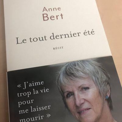 Anne Bert - Le tout dernier été