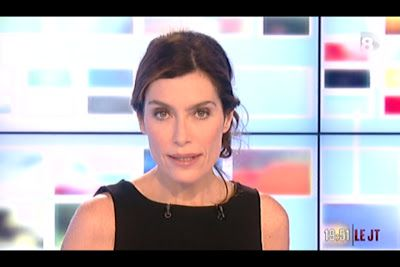 [2012 10 23] DAPHNE ROULIER - D8 - LE JOURNAL @19H50