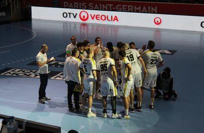 Handball - Le PSG réussit à dominer Chambéry