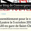 RASSEMBLEMENT pour le rail en Lozère le 5octobre