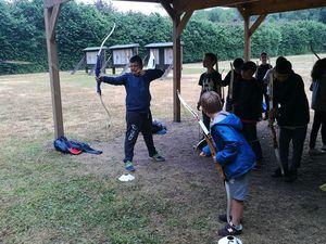Ministage de tir - 8/10 ans du 10 au 13 Juillet