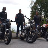 Keanu Reeves and Curtis Duffy Bond Over Exotic Motorcycles and Michelin-Starred Food