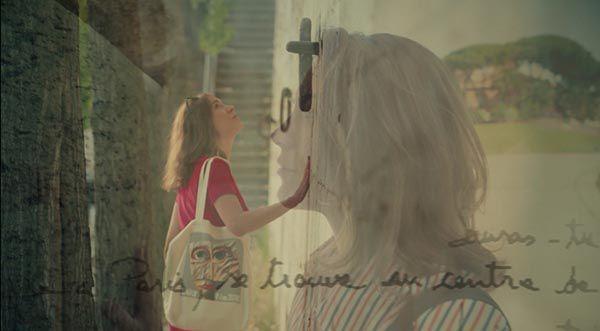 Isabelle Seleskovitch clip Back in Rome bernieshoot