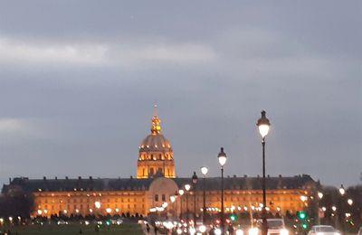Autre balade parisienne (fin)