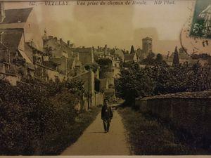 Cartes postales des années 1900