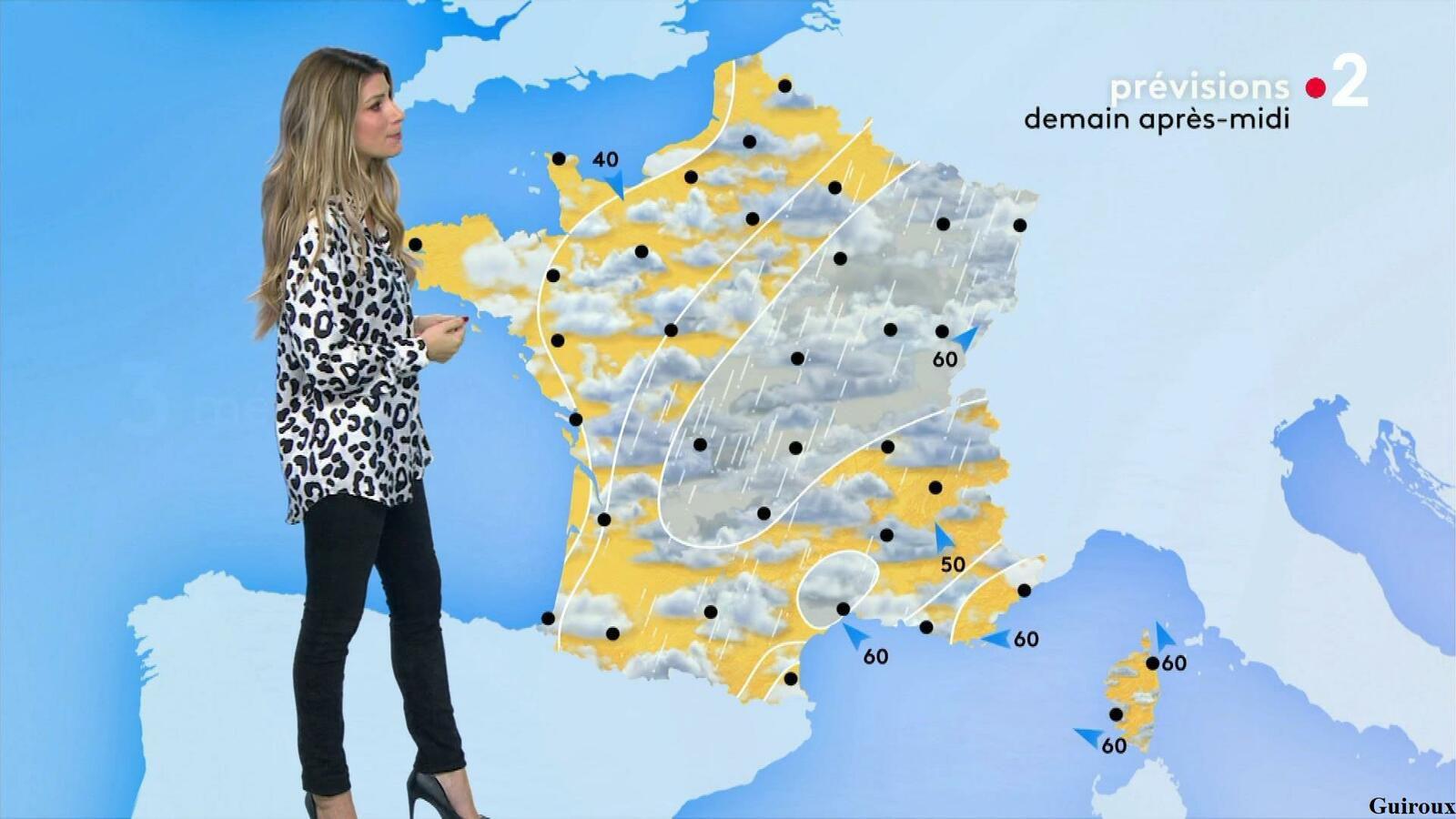 Chloé Nabédian 14/09/2021 Journaux météo du midi