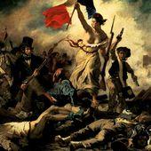 Marianne a le sein nu parce que c'est une allégorie! (with images, tweets) · LarrereMathilde