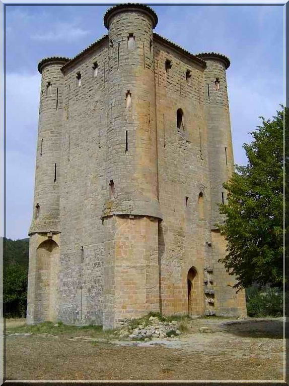 Diaporama château d'Arques