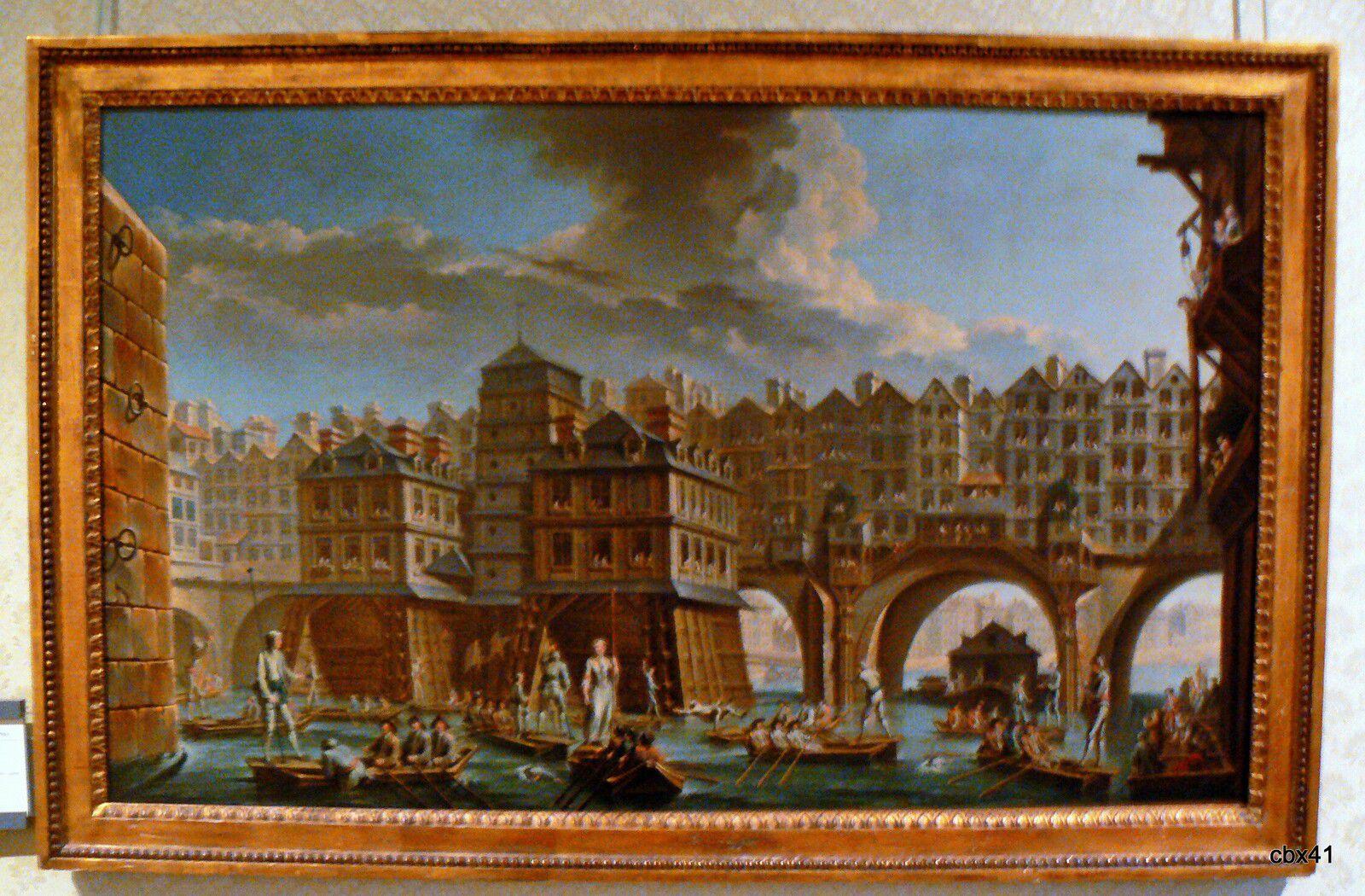 Nicolas-Jean-Baptiste Raguenet, Vues de Paris (1/2)