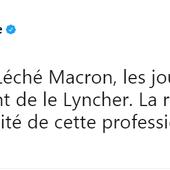 Le député Front national Bruno Bilde insulte les journalistes sur Twitter