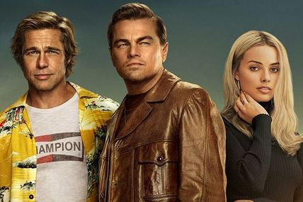 critique de ONCE UPON A TIME IN HOLLYWOOD
