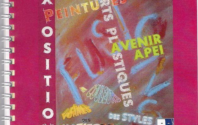 Exposition concours peinture structures handicapées