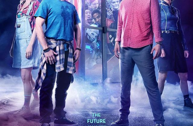 Critique Ciné : Bill & Ted 3, Face the Music (2020)