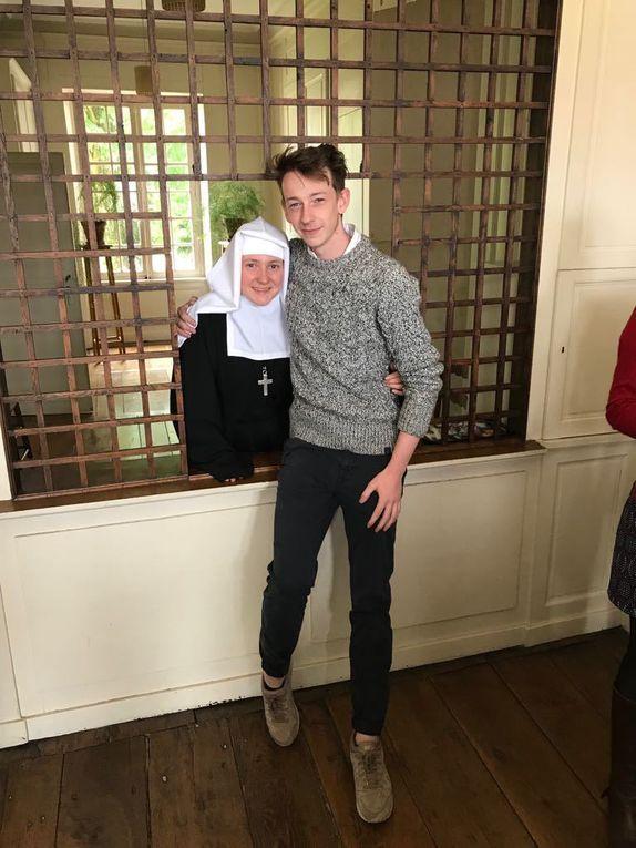 Voeux temporaires de Blandine de Framond (soeur Maryam Joseph)