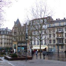 Manifestation du 24 mars à Nancy