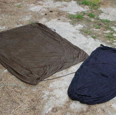 vend 2 grand sac a carpe conservation °°°vendu°°°
