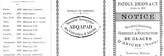 Notice de 1889-Récompenses/Prix