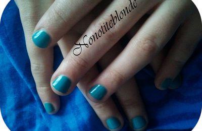 Bleu curaçao - Mavala
