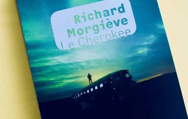 En piste : Le Cherokee de Richard Morgiève  aux éditions Joelle Losfeld