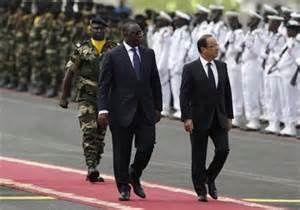 Le Sénégal redevient une colonie française sous Macky Le Roi (Sandaganews.com )