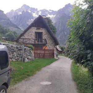 Quelques photos du second séjour dans les Alpes. Animatrice Annie et photos Serge.
