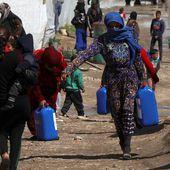 Le nombre de déplacés à cause des guerres et crises a doublé en 10 ans
