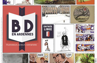 EXPOSITION - Planches BD