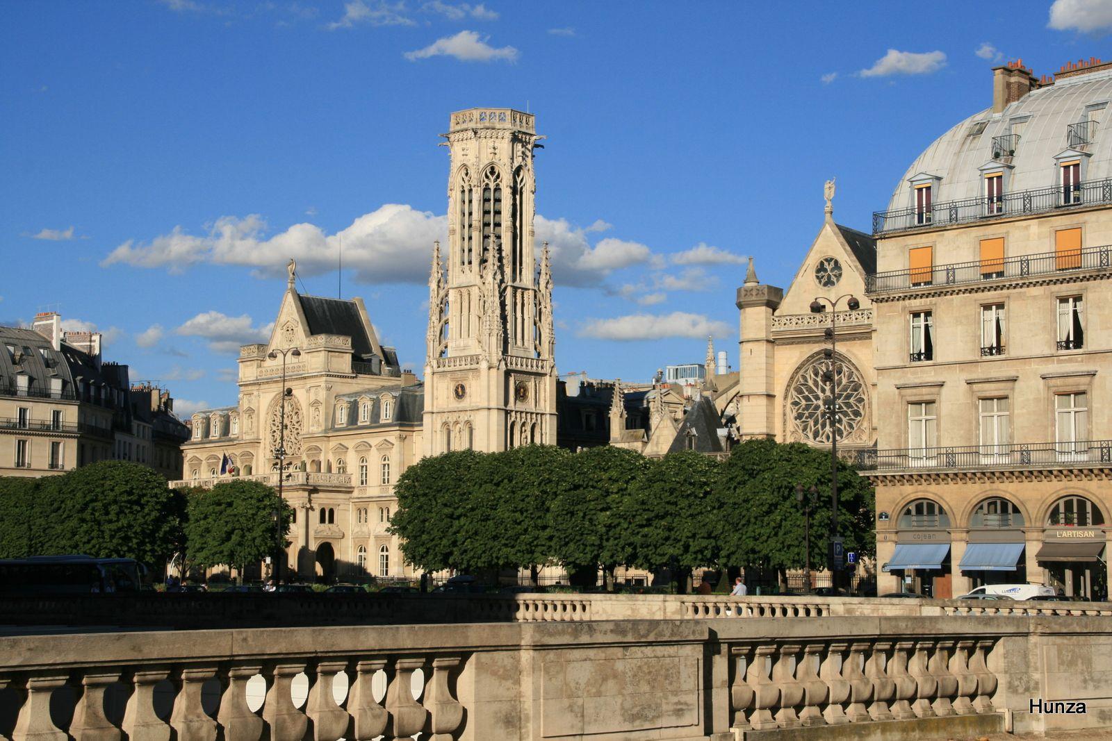 Paris, église Saint-Germain l'Auxerrois