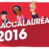 Baccalauréat : résultats provisoires du premier groupe en France métropolitaine et DOM - Session de juin 2016