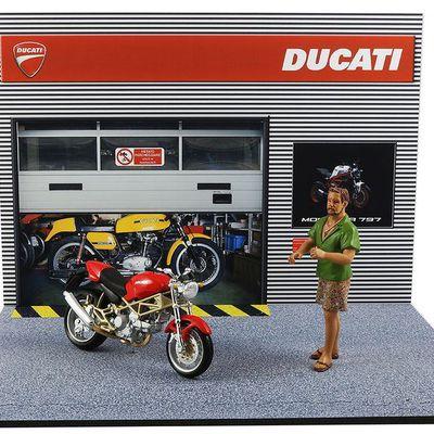 Garage Ducati